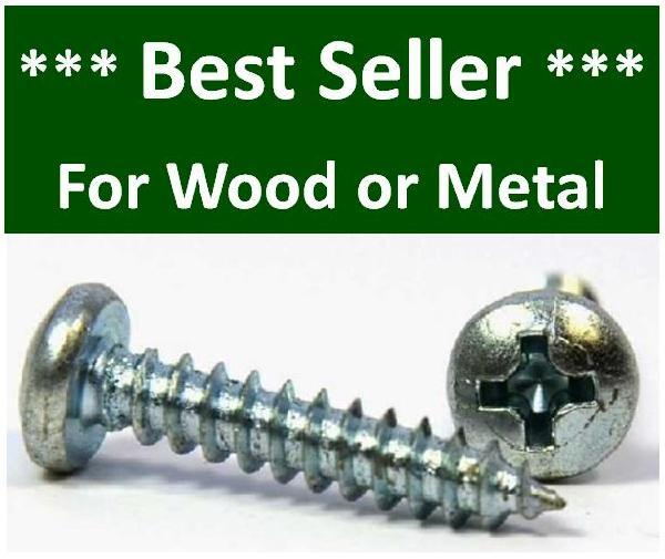 Pan Head Sheetmetal Screws