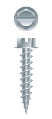 Hex Head Needle Point Screws