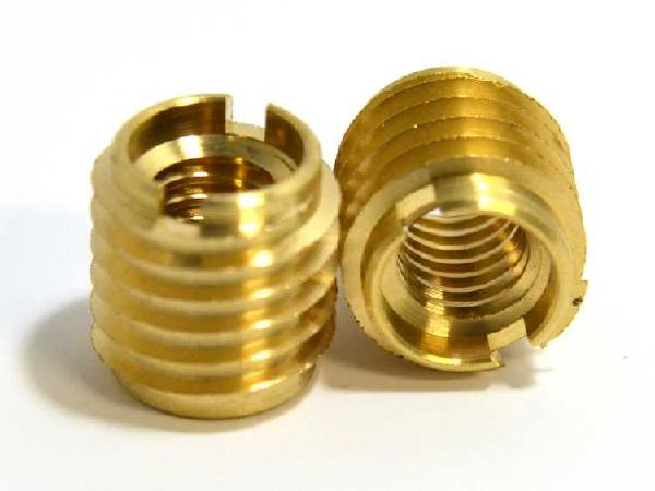 Threaded Inserts For Wood